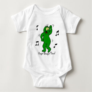 Oogie Boogie- Basic Creeper For Infants