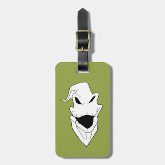 Oogie Boogie | Grinning Face Luggage Tag