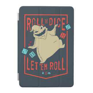 Oogie Boogie | Roll The Dice iPad Mini Cover