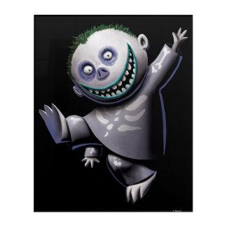 Oogie's Boys | Barrel - Creepy Cute Acrylic Wall Art