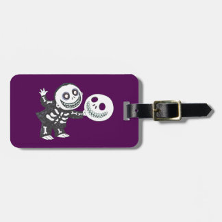 Oogie's Boys | Barrel Holding Mask Luggage Tag