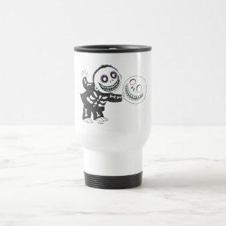 Oogie's Boys | Barrel Holding Mask Travel Mug