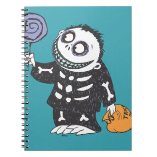 Oogie's Boys | Barrel With Candy Notebooks