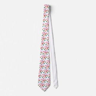 Ooh La La Luscious Lipstick Tie