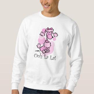 Ooh La La Poodle Sweatshirt