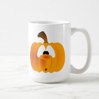 Oooh! Spooked Halloween Mug