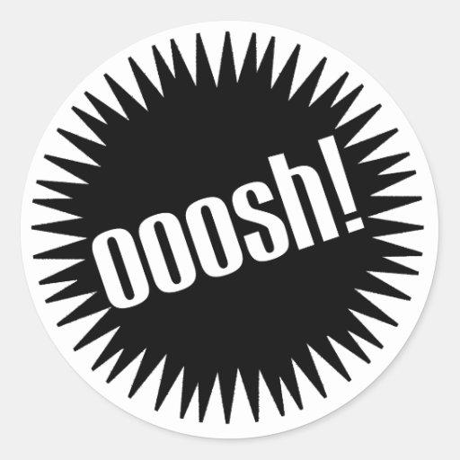 Ooosh Sticker