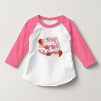 Oops, Strawberry Mess! Tees