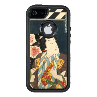 (OOS) Japanese actor (#3) (Vintage Japanese print) OtterBox Defender iPhone Case