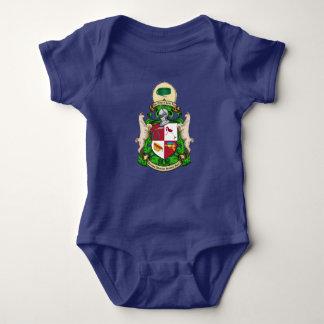OOSL Coat of Arms Baby Bodysuit