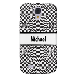 Op Art Background 1 Galaxy S4 Covers