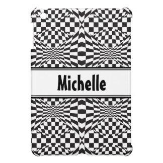 Op Art Background 1 iPad Mini Cases