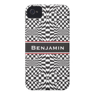 Op Art Background 1 iPhone 4 Cover