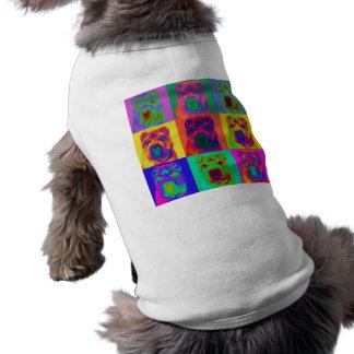 Op Art - Chinese Shar Pei Shirt