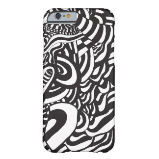 Op Art series Barely There iPhone 6 Case