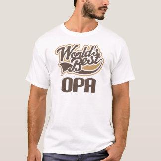 Opa Brown Gift T-Shirt
