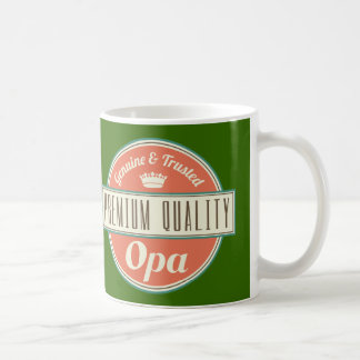 Opa (Funny) Gift Coffee Mug