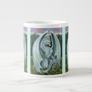 Opal Dragon Jumbo Mug