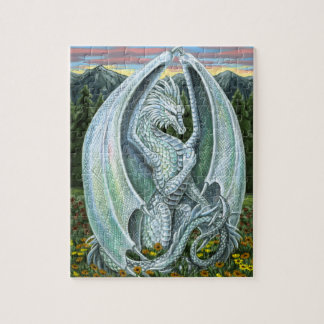 Opal Dragon Puzzle