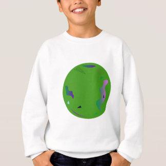 OPAL Green. Original artwork. Sweatshirt