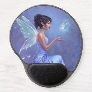Opalite Fairy Gel Mousepad