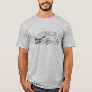 Opel Adam Rock 2015 T-Shirt