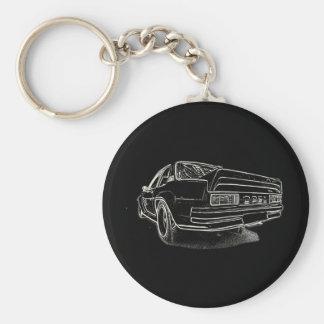 Opel Ascona i400 Key Ring