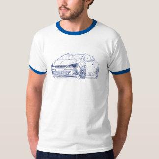 Opel Astra OPC 2013 T-Shirt