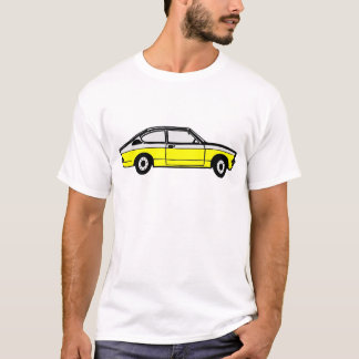 Opel Kadett C Coupe 1974 T-Shirt