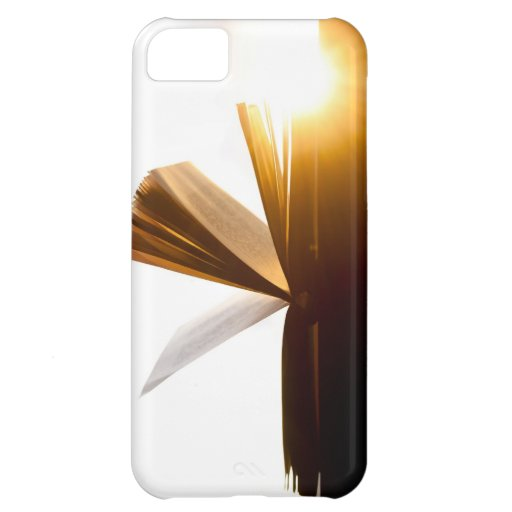Open Book and Sunset Photography iPhone 5C Cases