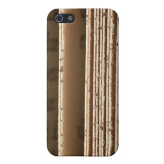 Open Book iPhone 5 Covers