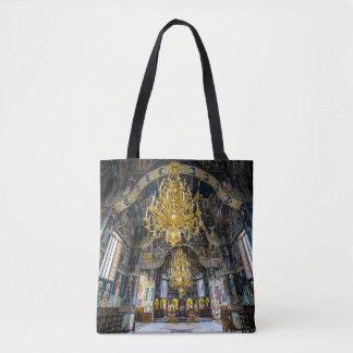 Open Church Tote Bag