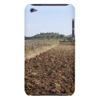 Open Field, Townscape in the Background, iPod Touch Cover