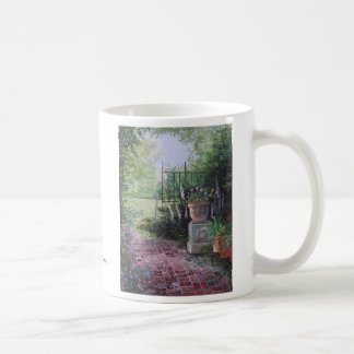 Open GateBy Sylvia LeDoux Coffee Mug