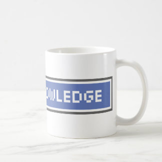 Open Knowledge Button Mug