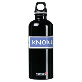 Open Knowledge SIGG Traveller 0.6L Water Bottle