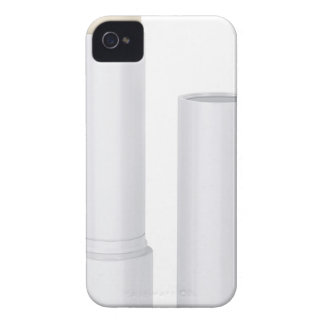 Open lip balm stick Case-Mate iPhone 4 cases