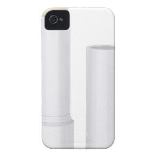 Open lip balm stick iPhone 4 case
