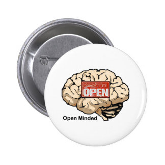 Open Minded Pins