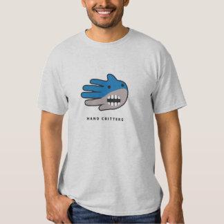 Open Mouth Shark T-shirts