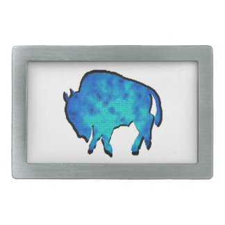 Open Range Rectangular Belt Buckles