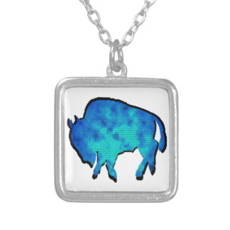Open Range Silver Plated Necklace