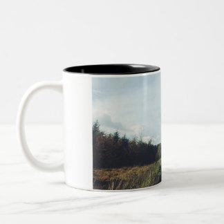 Open Roads coffee mug