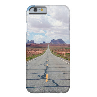 Open Roadway Landscape Barely there iPhone 6 case