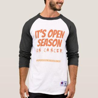 Open Season on Cancer T-Shirt