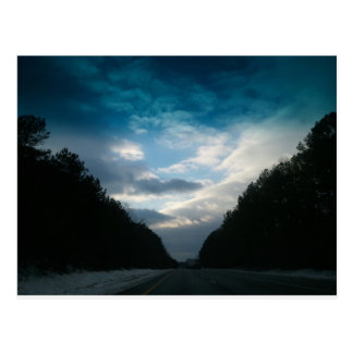Open Skies Postcard