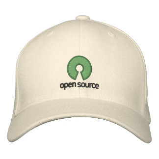 Open Source Flex Fit hat
