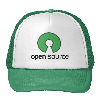 open source green cap