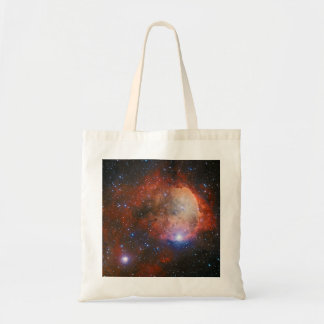 Open Star Cluster NGC 3324 in the Carina Nebula Budget Tote Bag