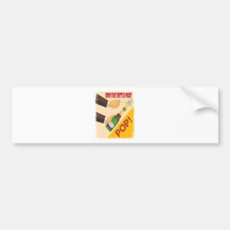 Open That Bottle Night - Appreciation Day Bumper Sticker